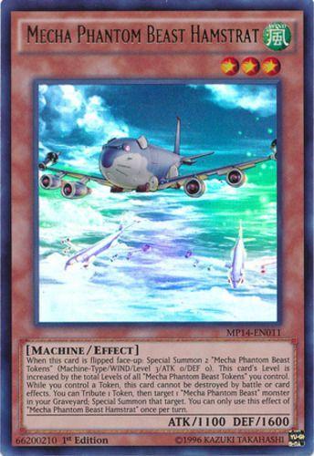 Duel Links Card: Mecha%20Phantom%20Beast%20Hamstrat