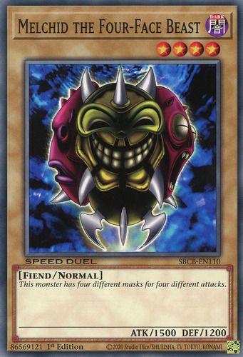 Duel Links Card: Melchid%20the%20Four-Face%20Beast