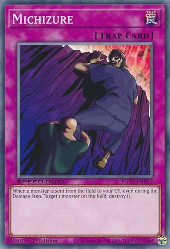 Duel Links Card: Michizure
