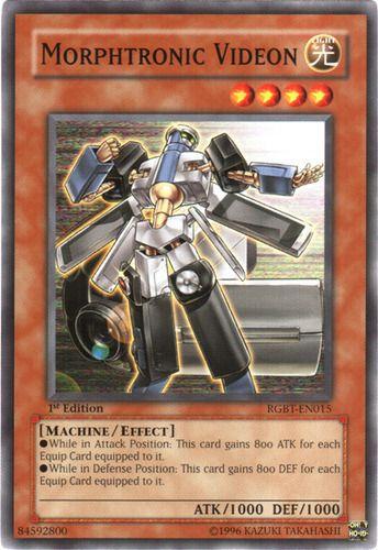 Duel Links Card: Morphtronic%20Videon