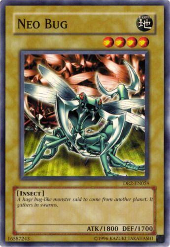 Duel Links Card: Neo Bug