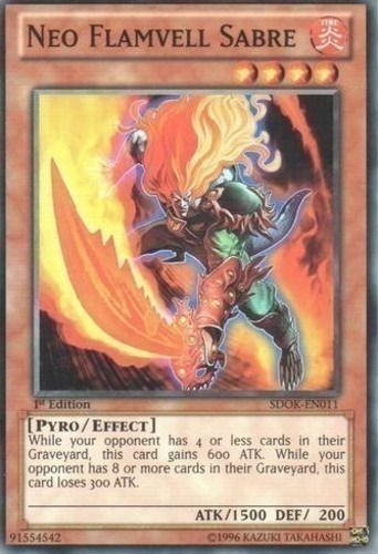 Duel Links Card: Neo%20Flamvell%20Sabre