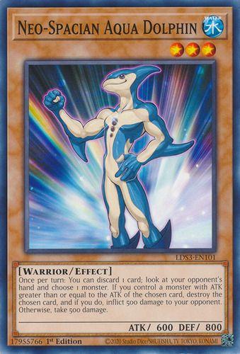 Duel Links Card: Neo-Spacian Aqua Dolphin