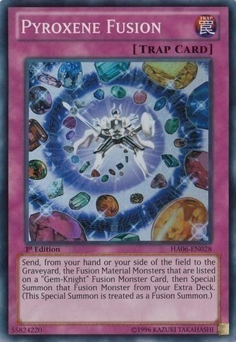 Duel Links Card: Pyroxene%20Fusion