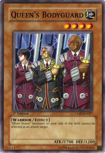 Duel Links Card: Queen's%20Bodyguard
