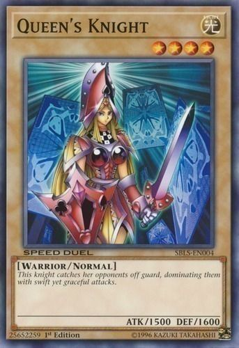 Duel Links Card: Queen's%20Knight
