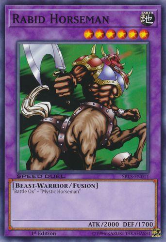 Duel Links Card: Rabid%20Horseman