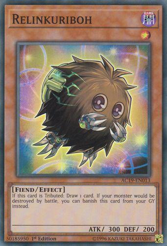 Duel Links Card: Relinkuriboh
