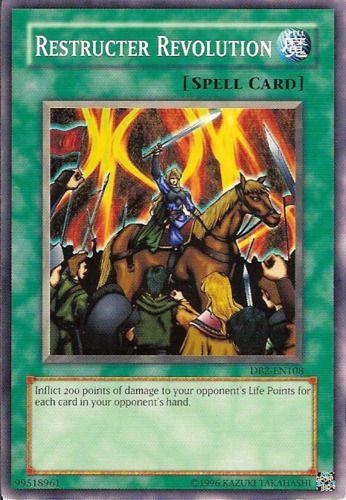 Duel Links Card: Restructer Revolution