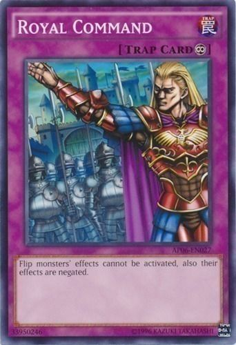 Duel Links Card: Royal Command