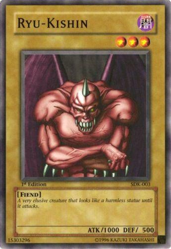 Duel Links Card: Ryu-Kishin