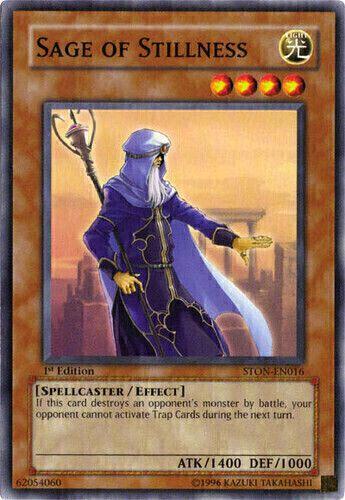 Duel Links Card: Sage of Stillness
