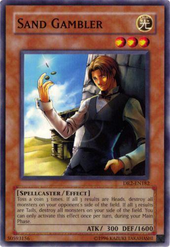 Duel Links Card: Sand%20Gambler