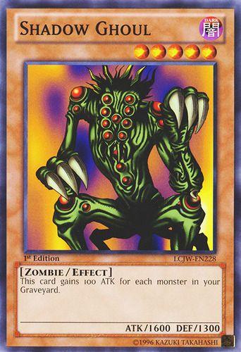 Duel Links Card: Shadow Ghoul