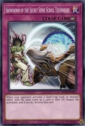 Duel Links Card: Showdown%20of%20the%20Secret%20Sense%20Scroll%20Techniques