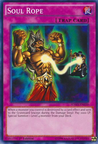 Duel Links Card: Soul%20Rope