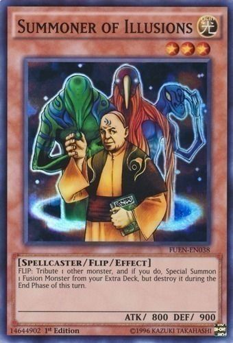 Duel Links Card: Summoner%20of%20Illusions