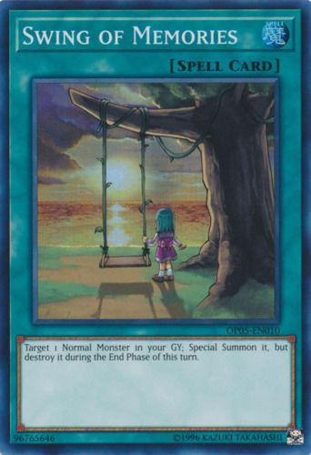 Duel Links Card: Swing%20of%20Memories