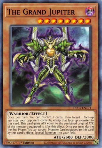 Duel Links Card: The Grand Jupiter