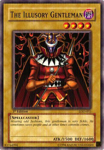 Duel Links Card: The%20Illusory%20Gentleman