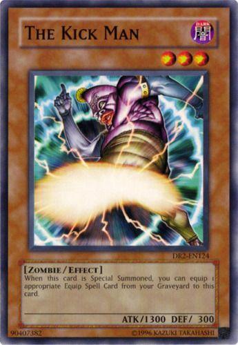 Duel Links Card: The Kick Man