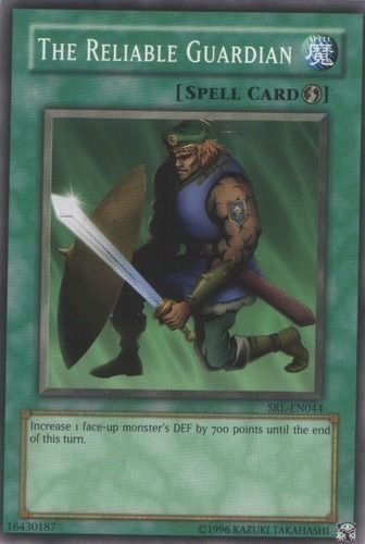 Duel Links Card: The Reliable Guardian