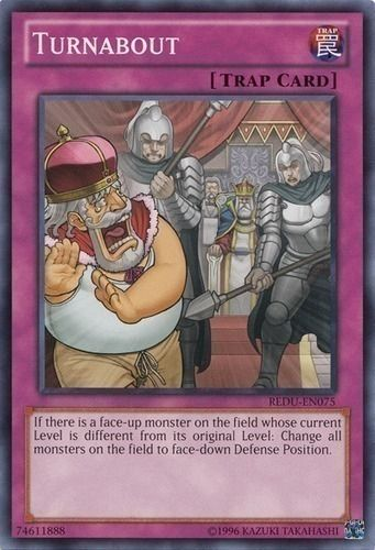 Duel Links Card: Turnabout