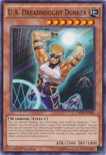 Duel Links Card: U.A.%20Dreadnought%20Dunker