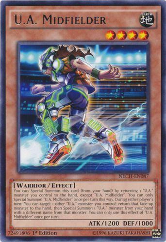 Duel Links Card: U.A.%20Midfielder