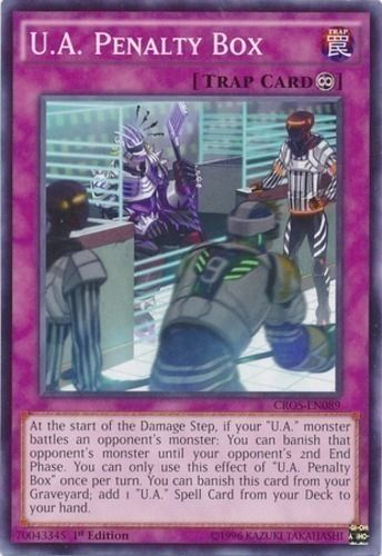 Duel Links Card: U.A.%20Penalty%20Box