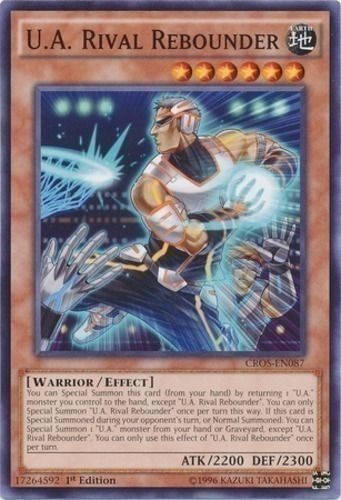 Duel Links Card: U.A.%20Rival%20Rebounder
