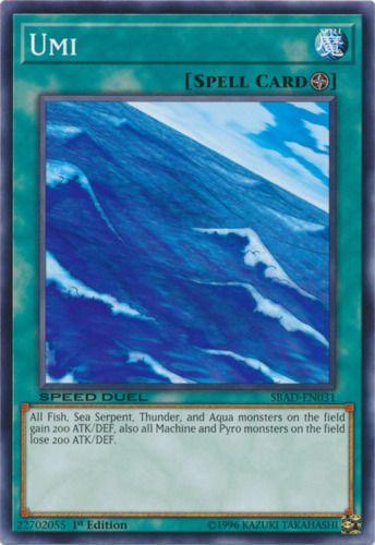Duel Links Card: Umi