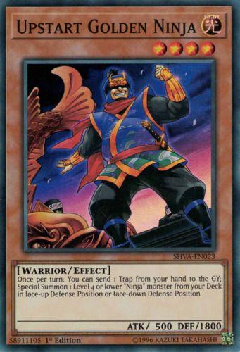 Duel Links Card: Upstart Golden Ninja