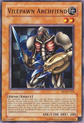 Duel Links Card: Vilepawn%20Archfiend