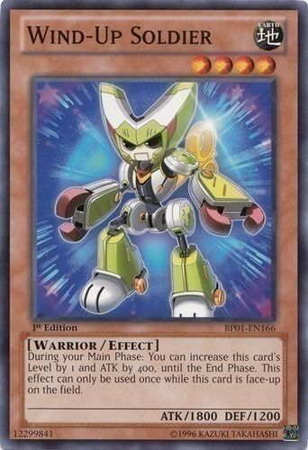 Duel Links Card: Wind-Up%20Soldier