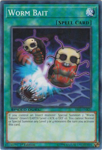 Duel Links Card: Worm%20Bait