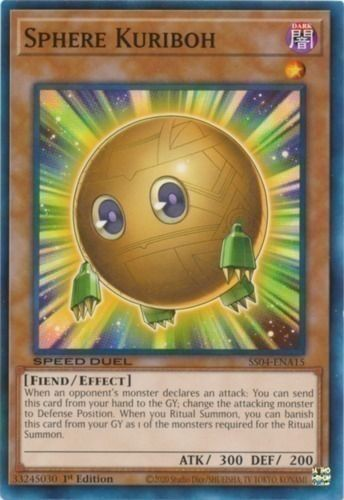 Duel Links Card: sphere%20kuriboh