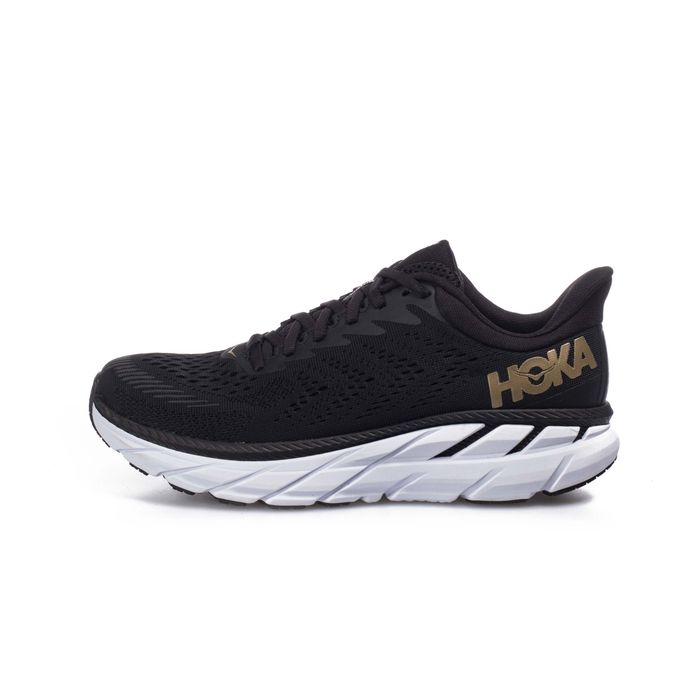 HOKA ONE ONE CLIFTON 7 WO 1110509-BBRNZ Μαύρο