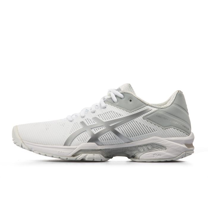 ASICS GEL-SOLUTION SPEED 3 E650N-0193 Λευκό