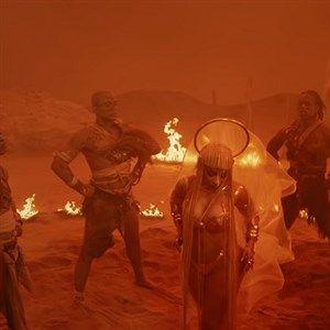 """(ВИДЕО) Ники Минаж е пустинска кралица во новото видео за """"Ganja Burn"""""""