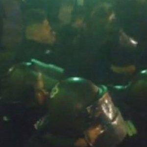 ВИДЕО: Бугарската полиција му врти грб на Бојко Борисов