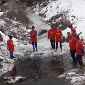 Урнебесни ВИДЕА: Водици низ Македонија