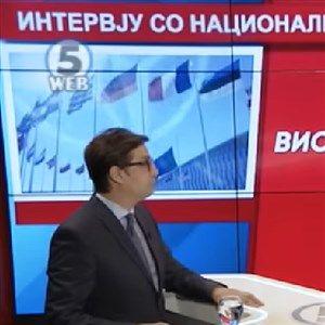 (ВИДЕО) Пендаровски призна: Грција никогаш до сега не побарала промена на внатрешното име на државата