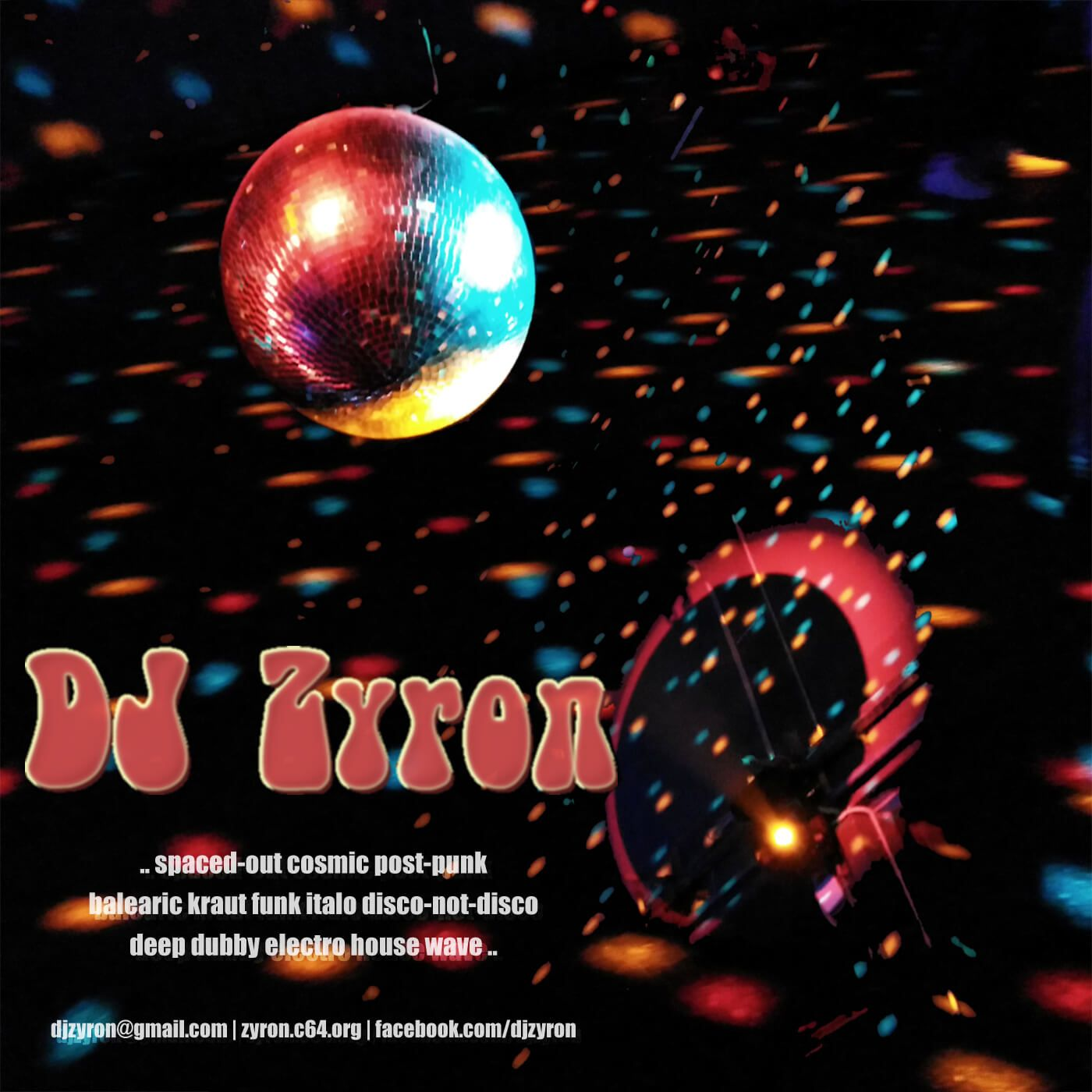 Zyron Live in the Mix 2019-11-08