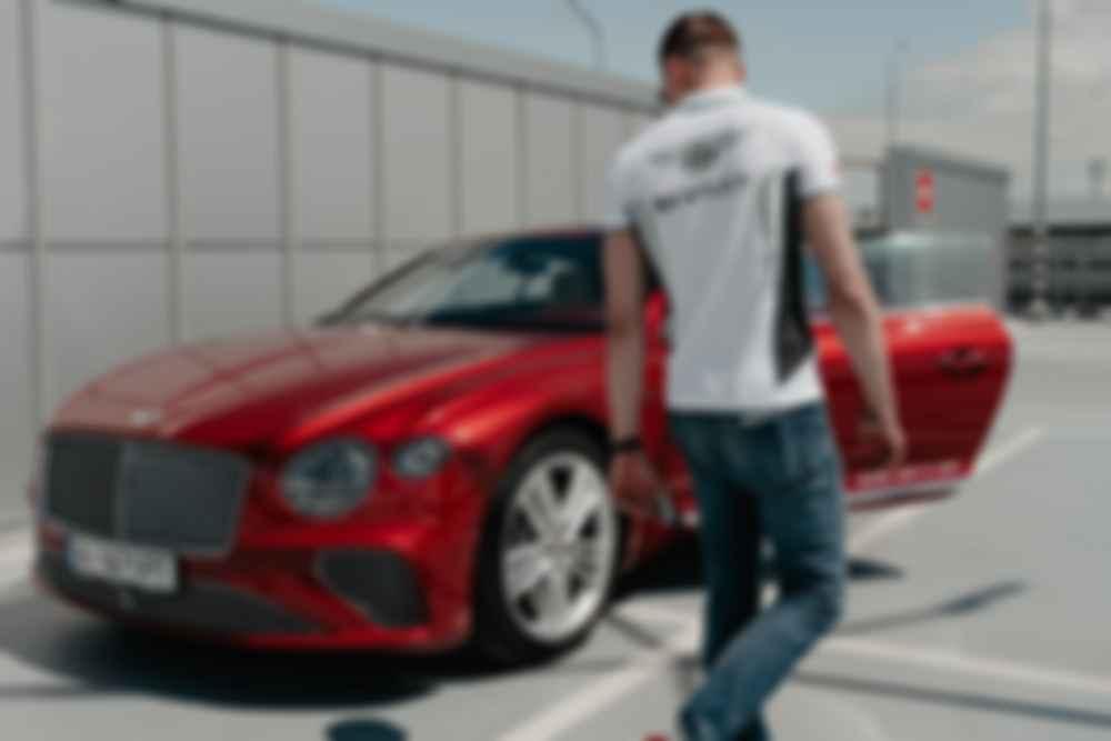 Победы — в ДНК каждого Bentley Continental. Фото: Bentley Kyiv