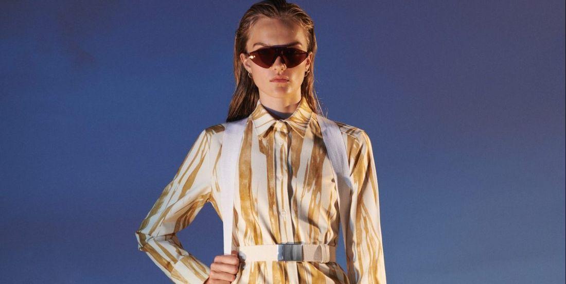 H resort 2021 collection του οίκου Sportmax είναι super fashionable