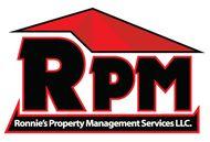 Ronnie's Property Management Services, LLC. (RPM Services) logo