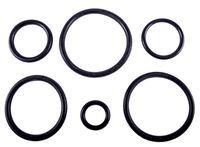 Компрессионные кольца резиновые