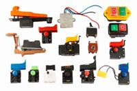 Общий каталог кнопок - выключателей