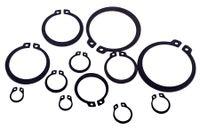 Наружные стопорные кольца